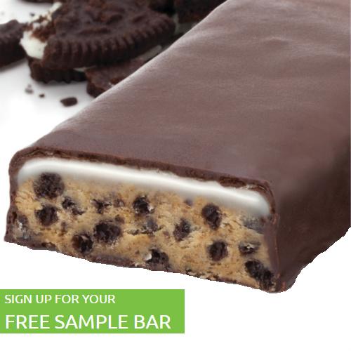 free extend nutrition bar sample