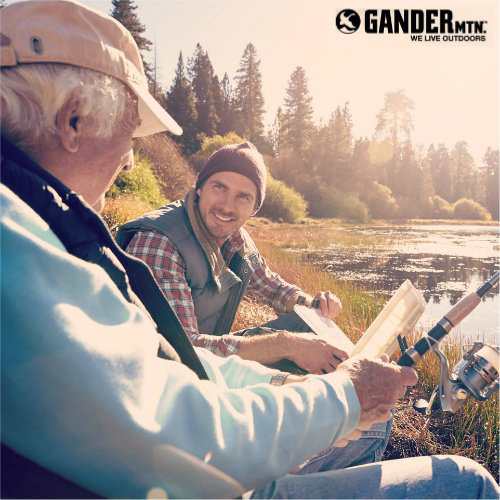 20% off on select clearance items at Gander Mountain Discounts of up to 20% on outdoor footwear Up to 50% seasonal reductions and free shipping on order values of $50 and more.