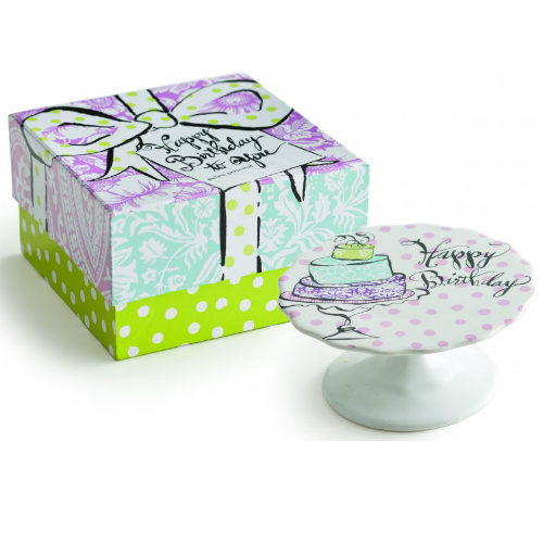 Happy Birthday Cupcake Stand : $9.85 + Free S/H