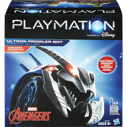90% off Playmation Marvel Avengers Ultron Prowler Bot : $3.99