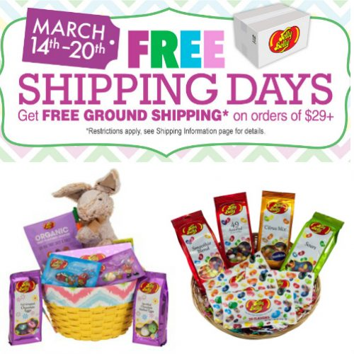 Jelly Belly : 10% off + Free S/H on $29
