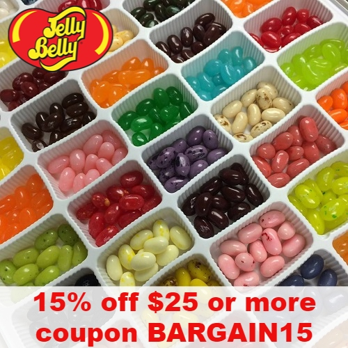 Jelly Belly Coupon