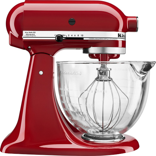 50% off KitchenAid Stand Mixer : $199.99 + Free S/H