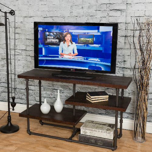Metal Pipe TV Stand : $265.99 + Free S/H