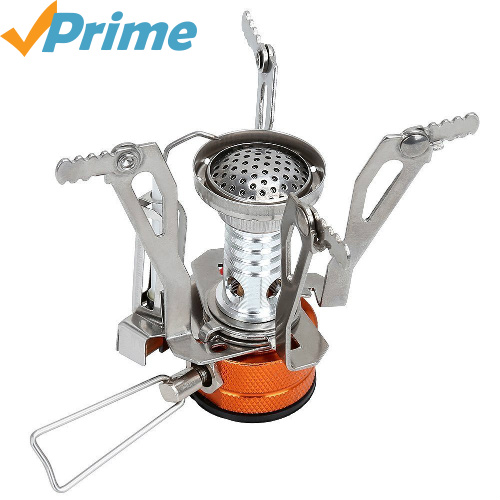 60% off Mini Butane Stove : Only $8.03