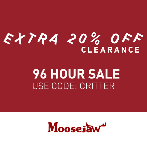 Moosejaw : Extra 20% off Clearance