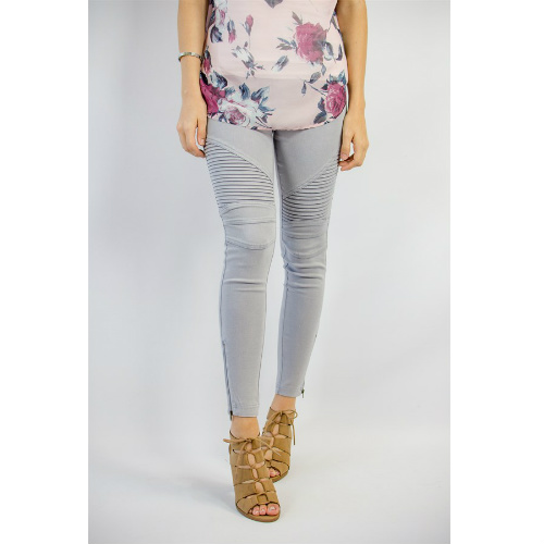 Women's Moto Jeggings : Only $29.99