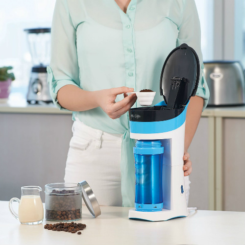Mr. Coffee Personal Coffee Maker : $19.99 + Free S/H