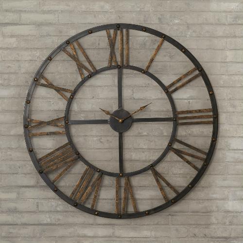 Oversized Wall Clock : $82.15 + Free S/H