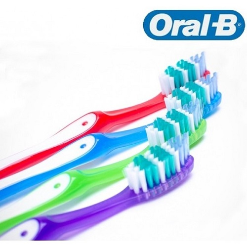 86% off 12-PK of Oral-B Toothbrushes : $5.49 + Free S/H