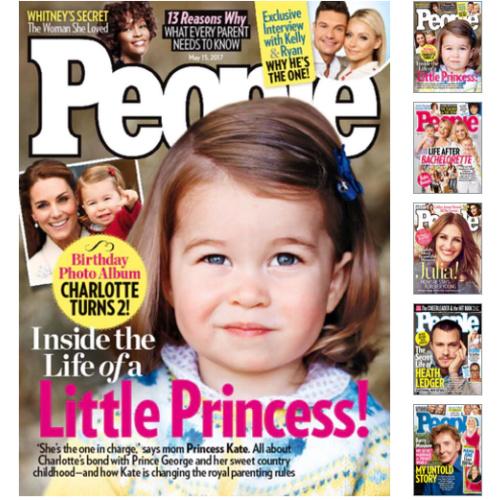 67% off People Magazine Subscription : $39.99