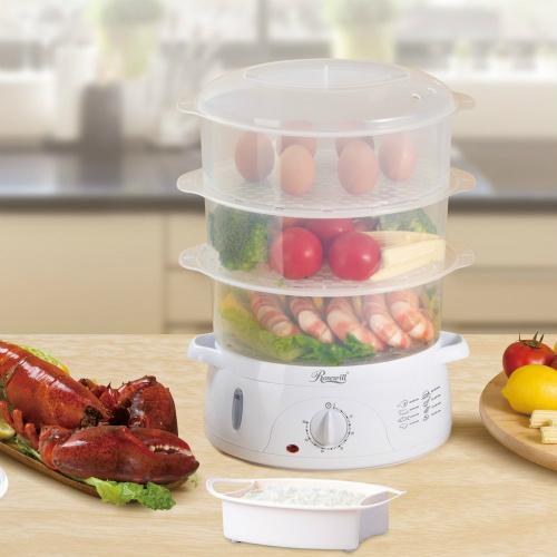 9.5-QT Rosewill Food Steamer : $29.99
