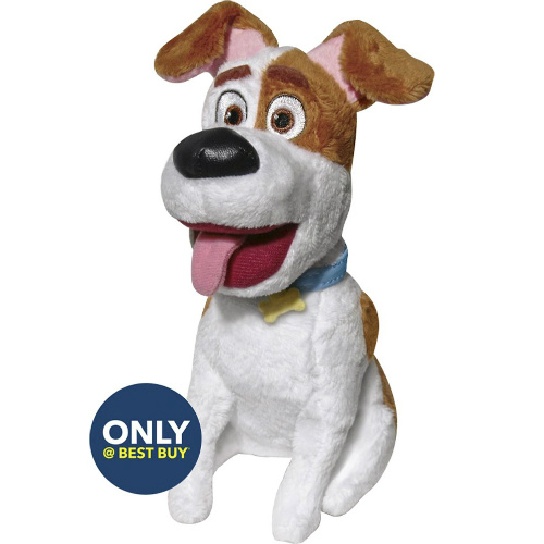 Secret Life of Pets Small Max Plush : Only 99¢