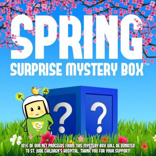 Spring Surprise Box : $24.99 + Free S/H