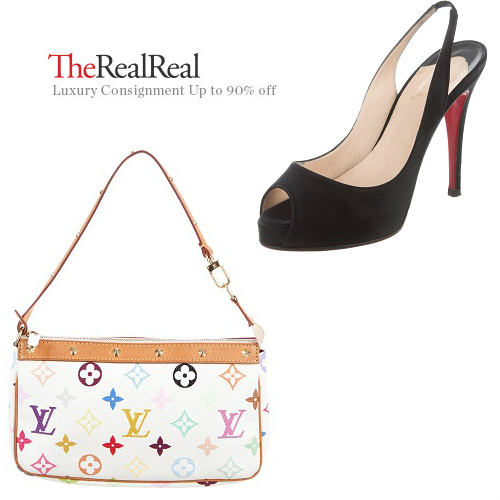 The RealReal : $25 off First Order + 20% off Select items