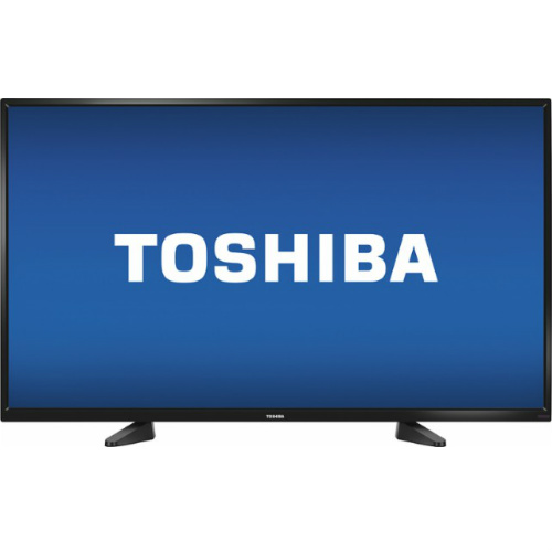 50″ Toshiba LED HDTV : $279.99 + Free S/H
