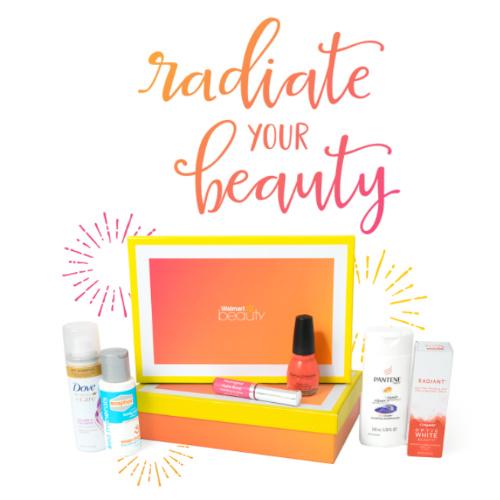 Walmart Summer Beauty Box : $5 Shipped