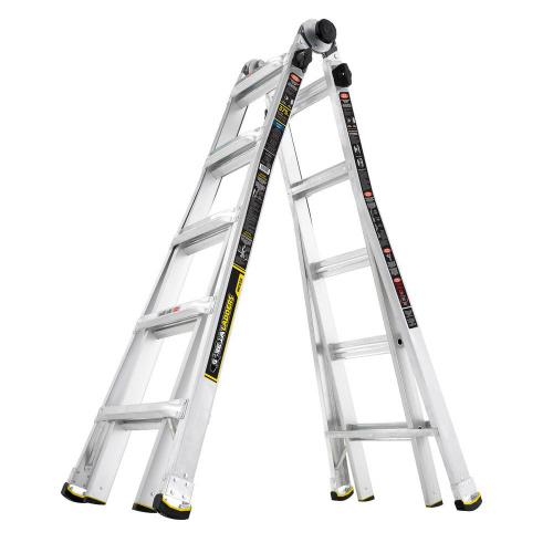 50% off 22-FT Gorilla Ladder : Only $99
