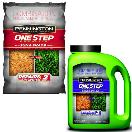 Pennington Lawn Repair Products : 50% off