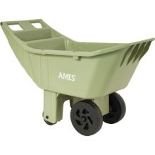Ames 4 cu ft Poly Lawn Cart 2463975