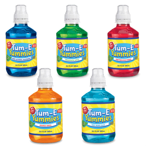 Tum-E Yummies Flavored Water : Buy 1, Get 1 Free Coupon