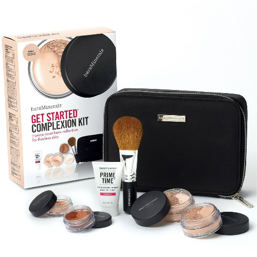 49% off BareMinerals Get Started Complexion Kit : $25 + Free S/H