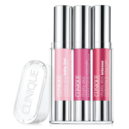 51% off Clinique Chubby Lip Mix Lucite Set : $17 + Free S/H