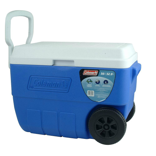 49% off Coleman 56-QT Wheeled Cooler : Only $22