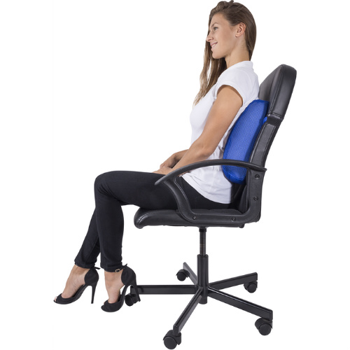 67% off Office Chair Lumbar Support Cushion : $14.99 + Free S/H
