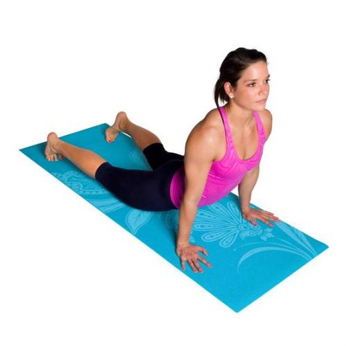 71% off Tone Fitness Yoga Mat : $5