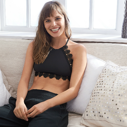 Aerie Bralettes : Buy 1, Get 1 Free + Free S/H
