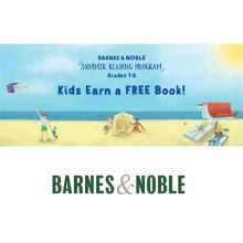 barnes & noble free book for kids