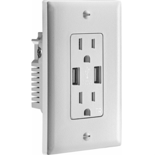 44% off USB Charger Wall Outlet : $16.99