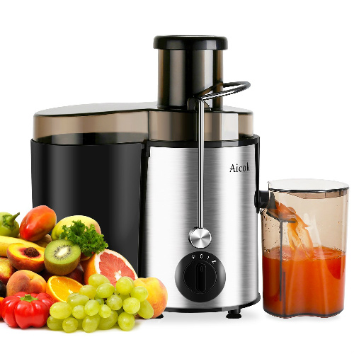 50% off Aicok Centrifugal Juicer : $49.99 + Free S/H
