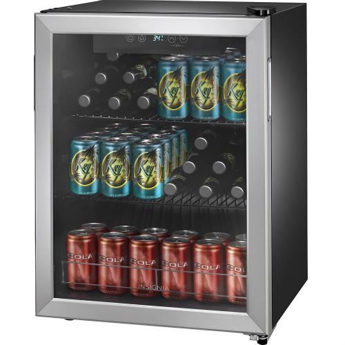 40% off Insignia 78-Can Beverage Cooler : $149.99 + Free S/H