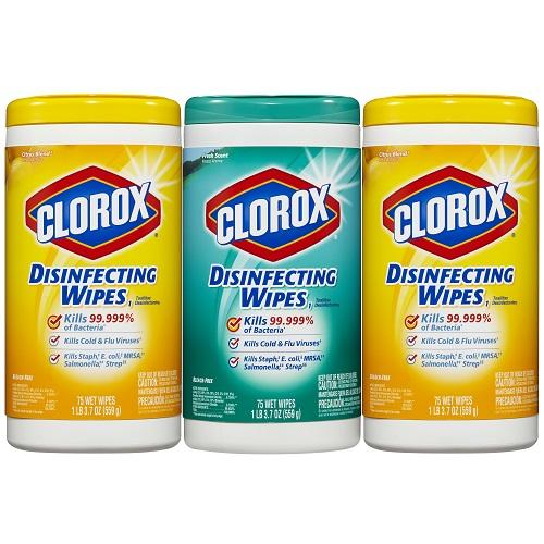 clorox wipes on sale