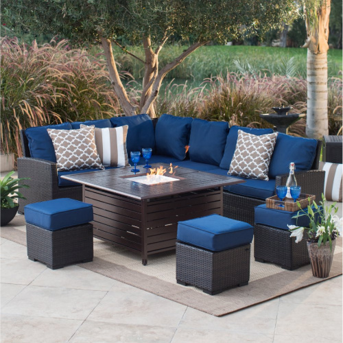 Conversation & Fire Pit Patio Sets : Up to 60% off + Extra 10% off + Free S/H MyBargainBuddy.com