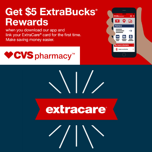 cvs free 5 dollar reward