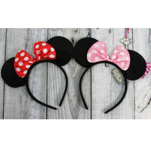 girls mouse ears headbands