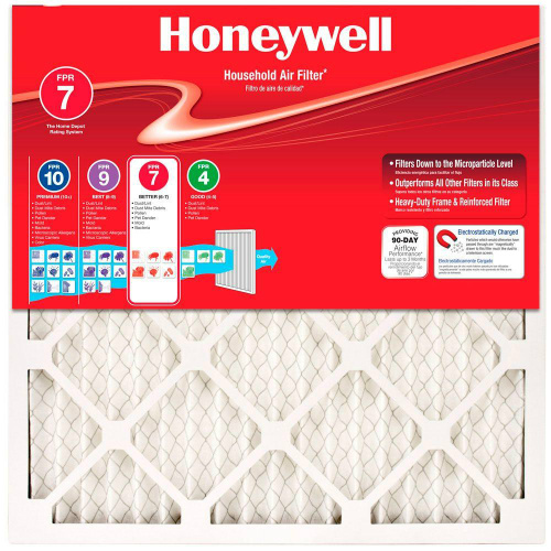 46% off 4-PK of Honeywell Air Filters : $19.99