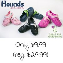 hounds ultralite shoes coupon