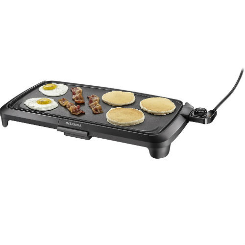 50% off Insignia Electric Griddle : $14.99