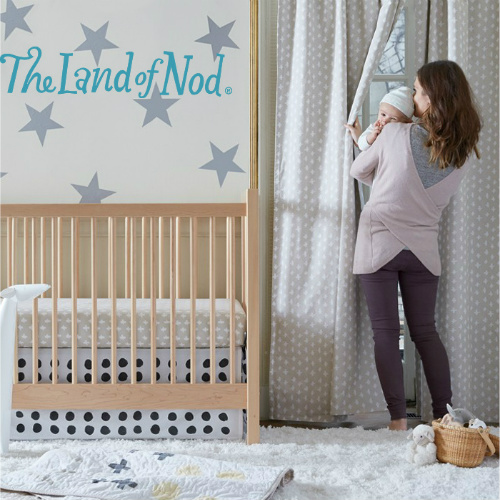 Land of Nod Baby Registry : Free Shipping and Returns + 10% off