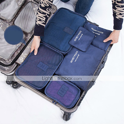 34% off 6-PC Luggage Organizer Inserts : $5.99 + Free S/H