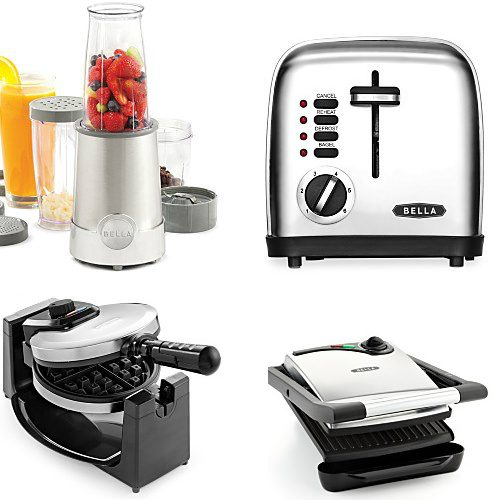 Bella Kitchen Appliances Rebate
