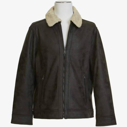 82% off Men's Bomber Jacket : $47.99 + Free S/H