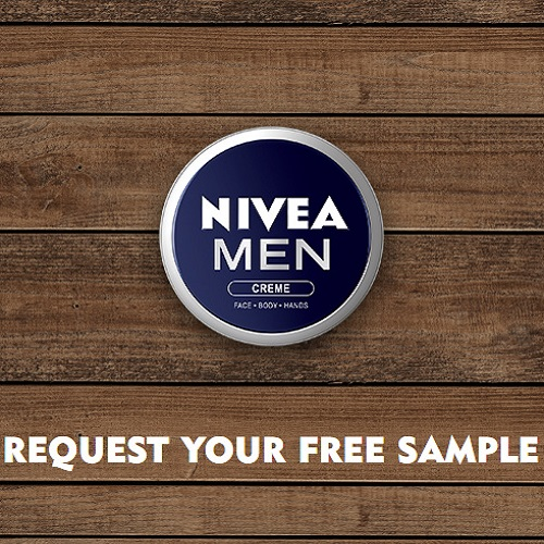 Nivea Men : Free Creme Sample