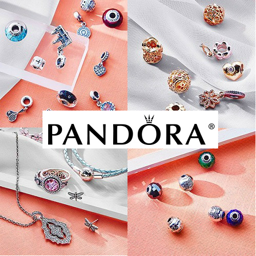 60% off Pandora Jewelry Sale : Items starting at $11.99