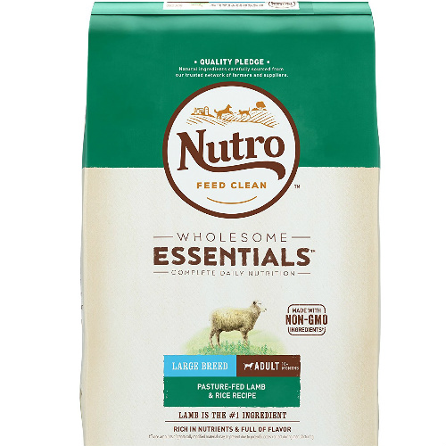 petco free nutro dog food