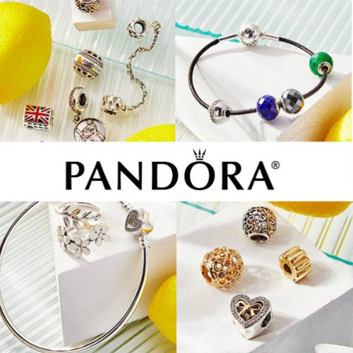 Pandora Jewelry Sale : Items starting at $7.99